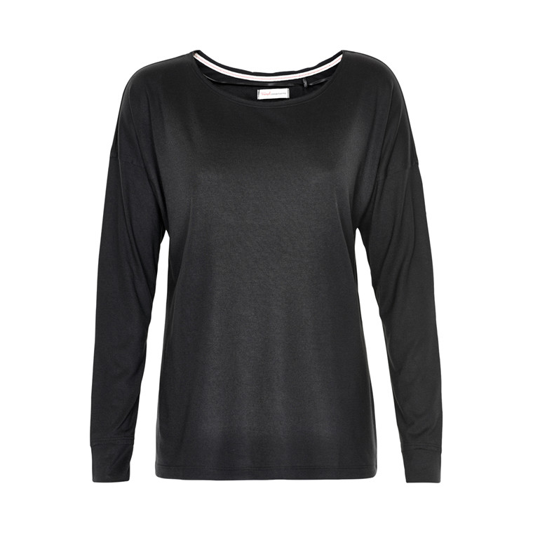 TRIUMPH LOUNGE ESSENTIALS LSL TOP 01
