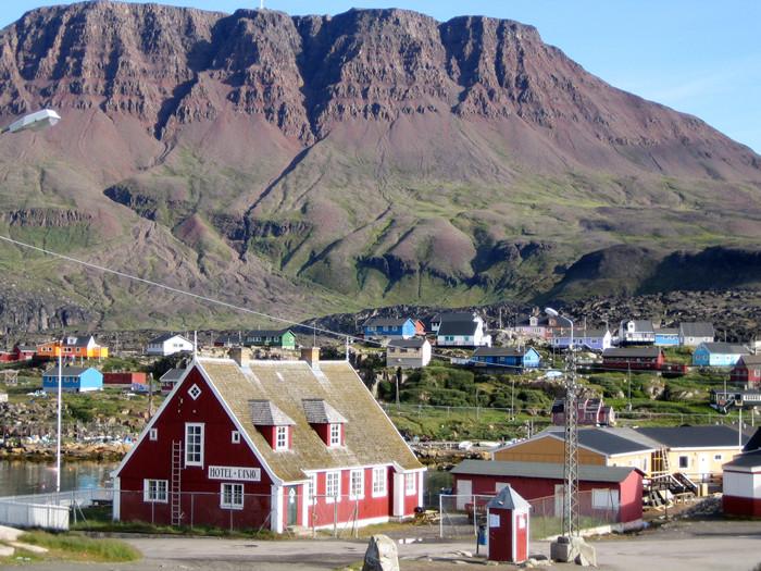 Hoteller i Grønland