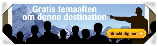 Topas Travel tilbyder gratis temaaften om denne destination!