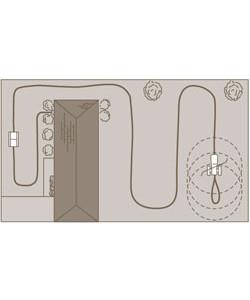 Nelson vandtraktor - selvkørende havevander