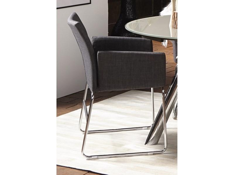 Stuhle Esszimmer Mit Armlehne : 2er Set Stühle mit Armlehnen CHANEL ...