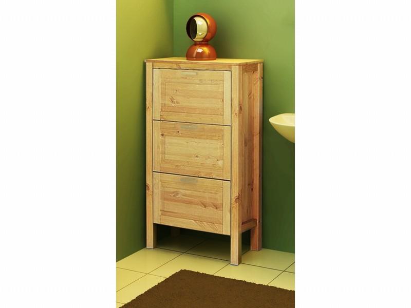 kommode katrin aus kiefer massiv gebeizt ge lt. Black Bedroom Furniture Sets. Home Design Ideas