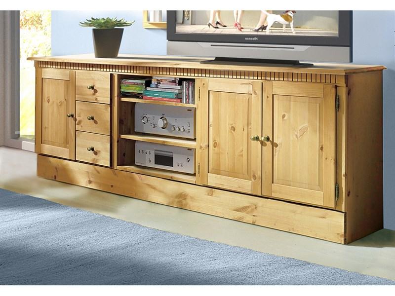 tv lowboard kiefer gelaugt ge lt. Black Bedroom Furniture Sets. Home Design Ideas