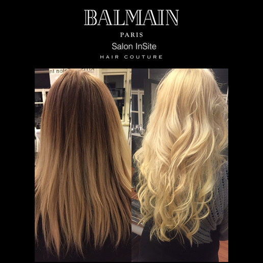 extensions hår pris