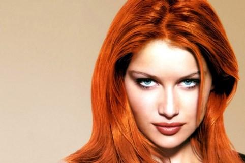 kobber hårfarve