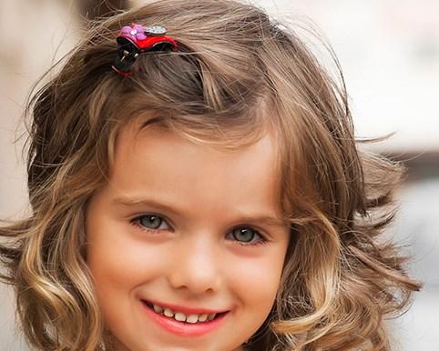 Taglio capelli corti bimba 3 anni