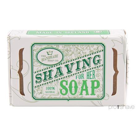 The Handmade Soap Co. - Barbersæbe til hende