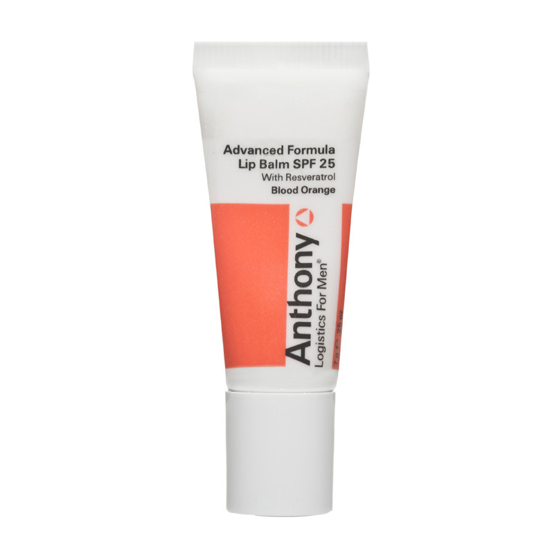 Anthony Lip Balm, Blood Orange - SPF25
