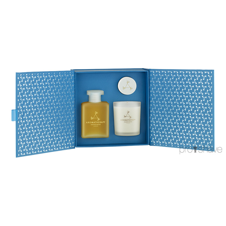 Aromatherapy Associates Relax Deep Night Time Ritual