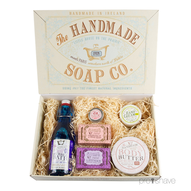 The Handmade Soap Co. - Squeaky Clean Pamper Kit