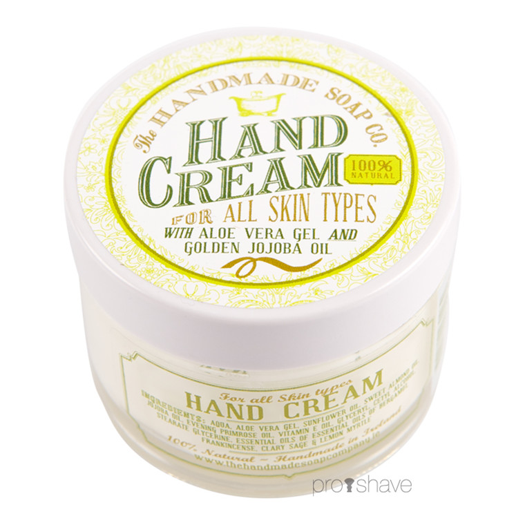 The Handmade Soap Co. - Håndcreme, 50 ml.