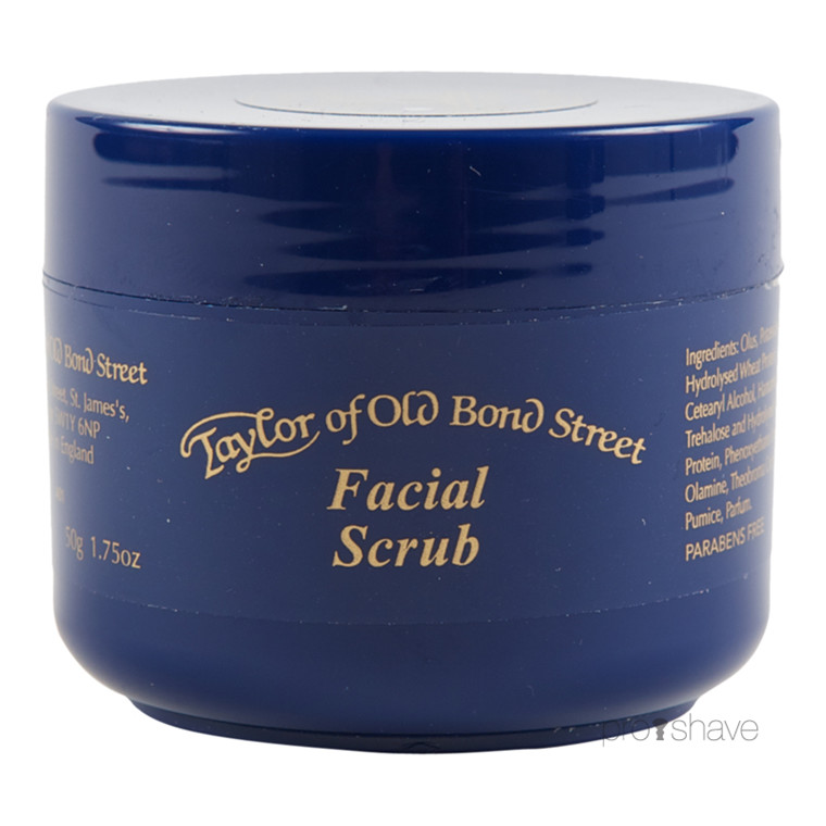 Taylor Of Old Bond Street Facial Scrub, 50 ml.