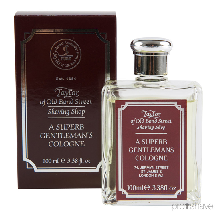 Taylor Of Old Bond Street Shaving Shop Cologne 100 ml.