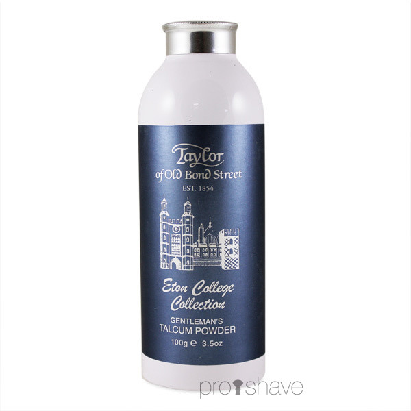 Taylor Of Old Bond Street Eton College Talcum Powder, 100 gr.