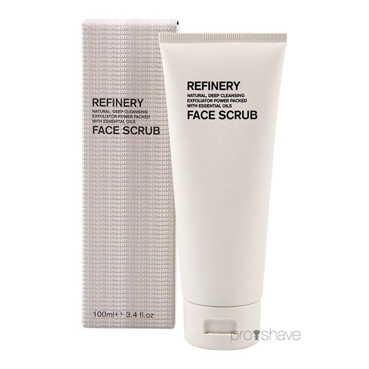 The Refinery Face Scrub
