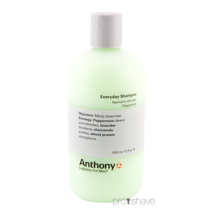 Anthony Shampoo Normal/Oily Peppermint