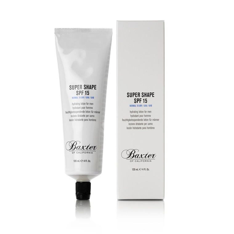 Baxter Of California Super Shape SPF 15, 120 ml.