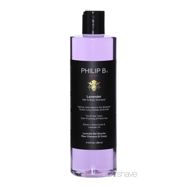 Philip B Lavender Hair & Body Shampoo