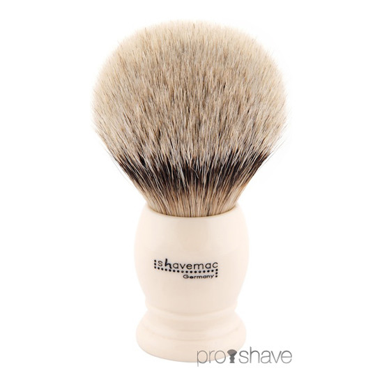 Shavemac Barberkost, Finest Badger, 30mm