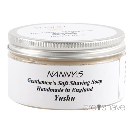 Nanny&#39;s Silly Soap Yushu Barbersbe, 100 gr.