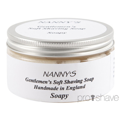 Nanny&#39;s Silly Soap Soapy Barbersbe, 100 gr.