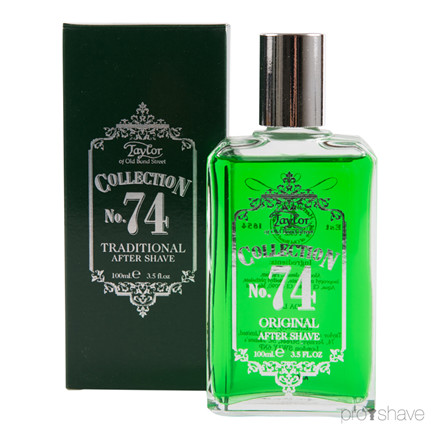 Taylor Of Old Bond Street No.74 Original Aftershave, 100 ml.