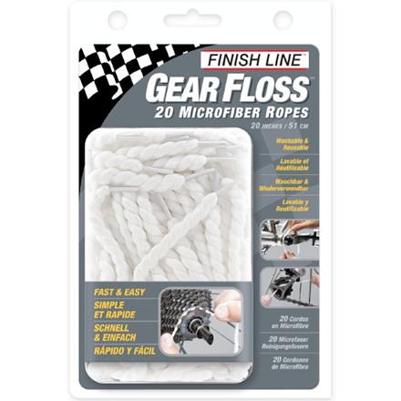 Rensesnøre Gear Floss 20 stk