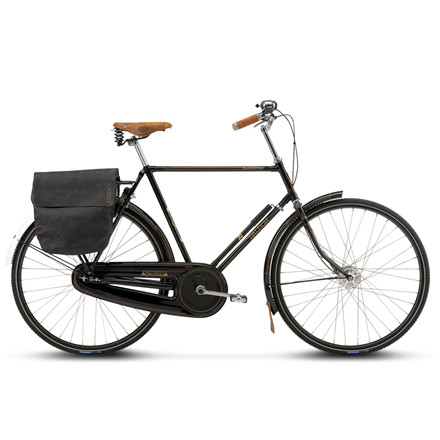 Raleigh Tourist de Luxe H - Brooks
