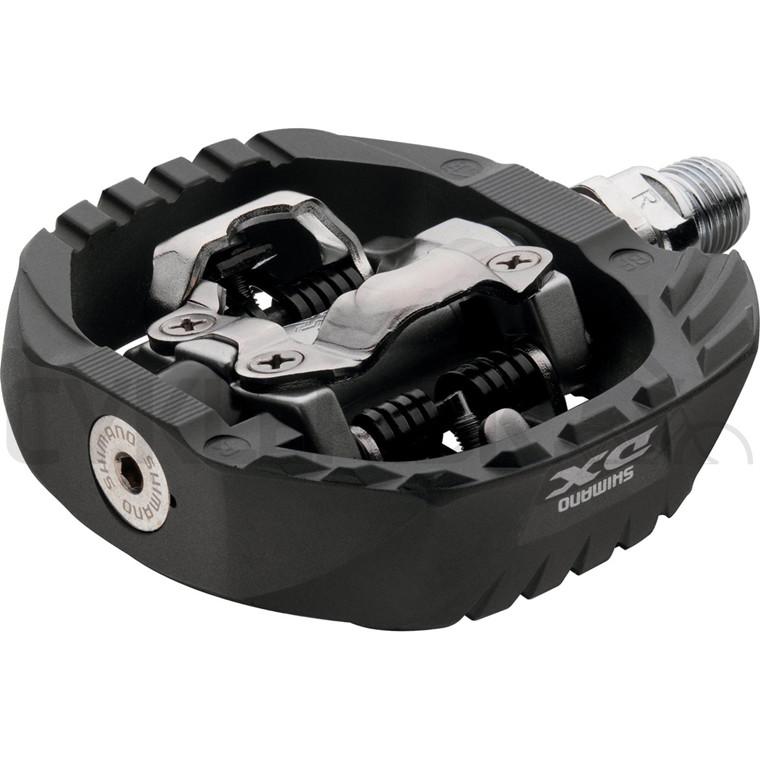 Shimano Pedaler PD-M647 - Til Mountainbike eller BMX