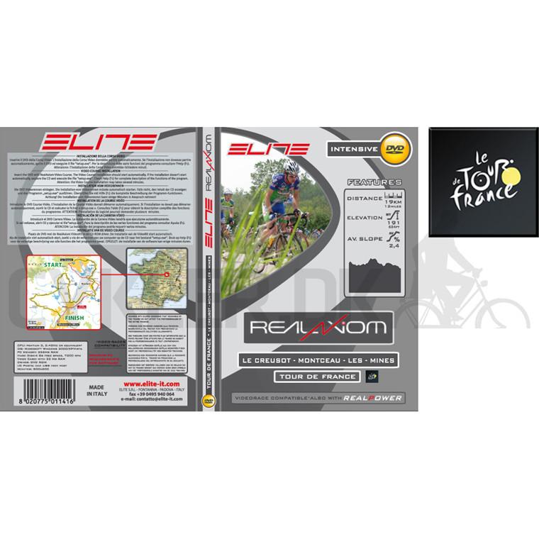 Elite DVD Monteceau Les Mines