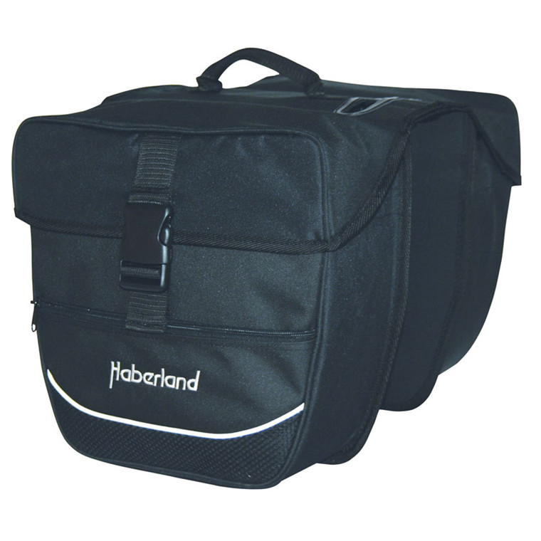Haberland - Dobbelttaske bag