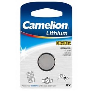Camelion Lithium Batteri CR2032