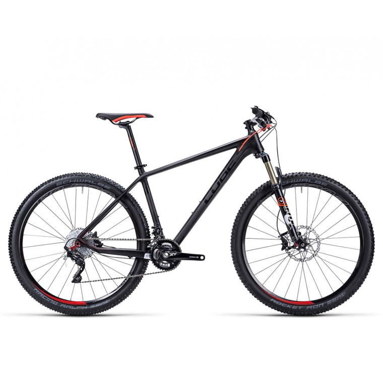 Cube Reaction GTC SL 27.5 - 2015