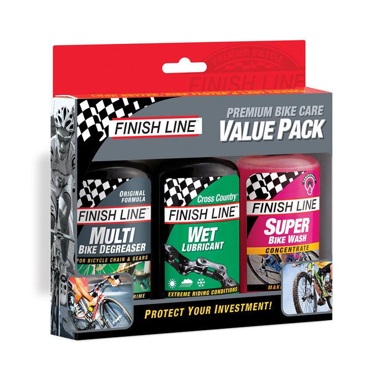 Finish Line - Value Pack Premium 3 x 12CL