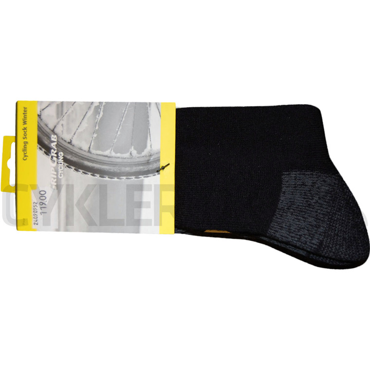 Grip Grab Cycling Winther Sock Winter