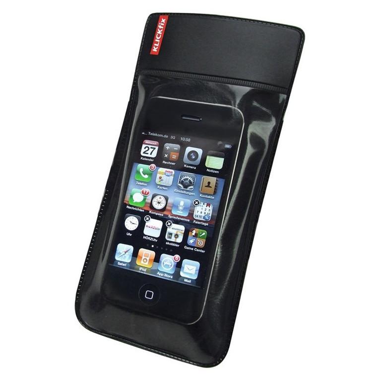 Klickfix - Smartphone Styrtaske