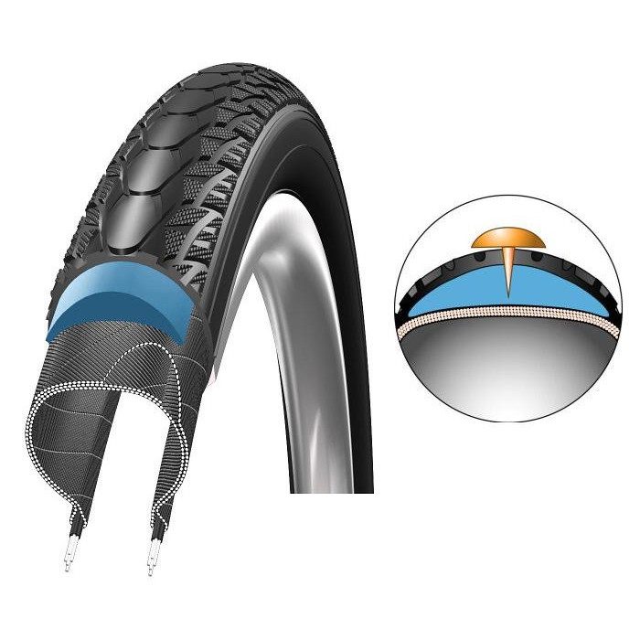Schwalbe Marathon Plus - Ny model!