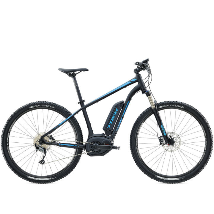 Trek Powerfly+ 5 - 2016