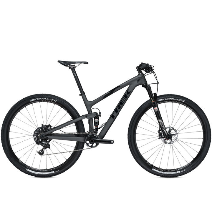 Trek Top Fuel 9.8 SL - 2016