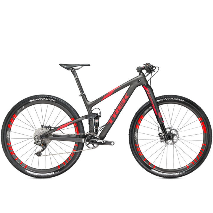 Trek Top Fuel 9.9 SL - 2016