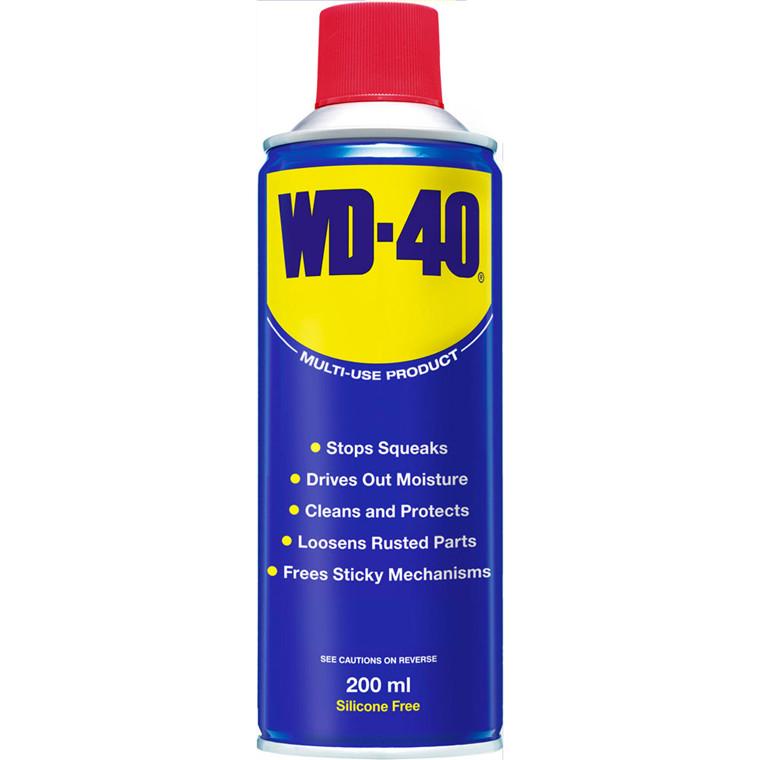 Oliespray WD40