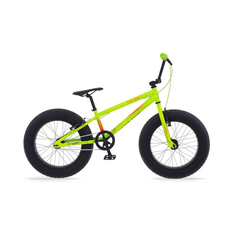 Kildemoes Intruder Fat Bike BMX Dreng - 2016