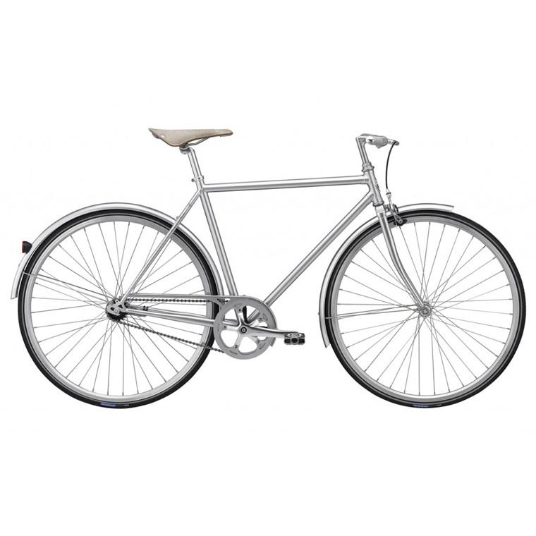 Winther Sport 3g - Herre - Brooks inDesigned Sølv