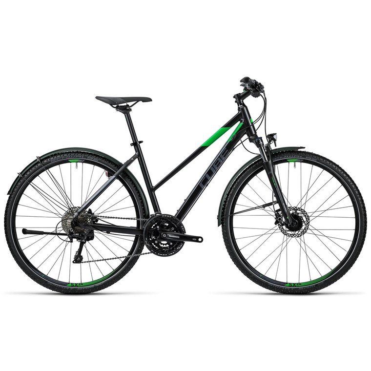 Cube Nature Allroad Dame - 2016