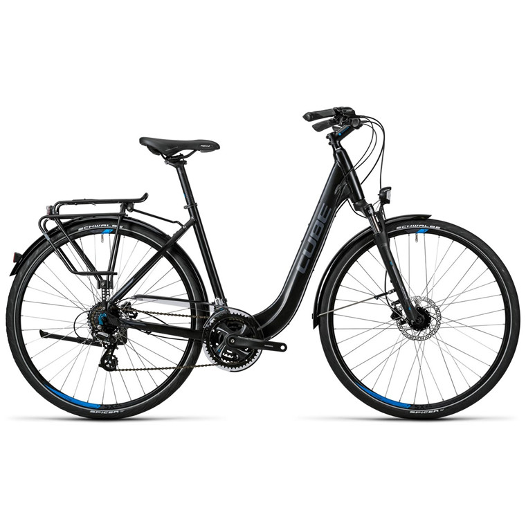 Cube Touring Pro Dame - 2016