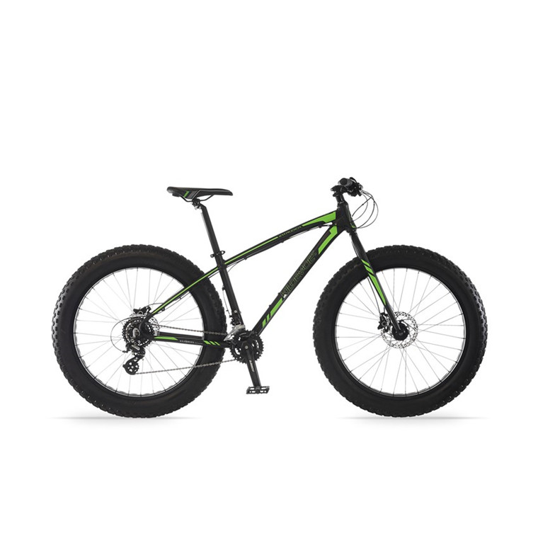 "Kildemoes Intruder Drenge 20"", 24"" & 26"" - Fat bike - 2015"