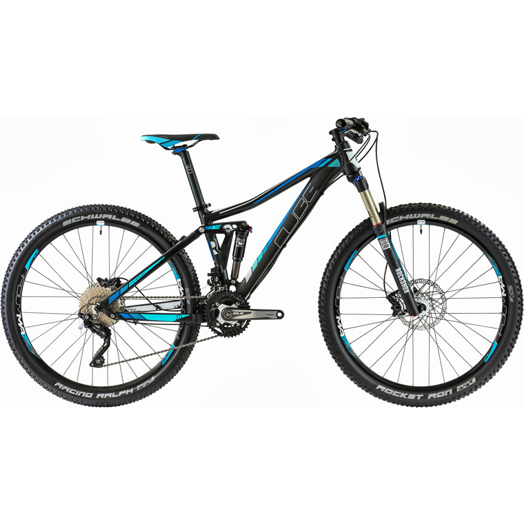 "Cube Sting WLS 120 Race 27,5"" - 2014"