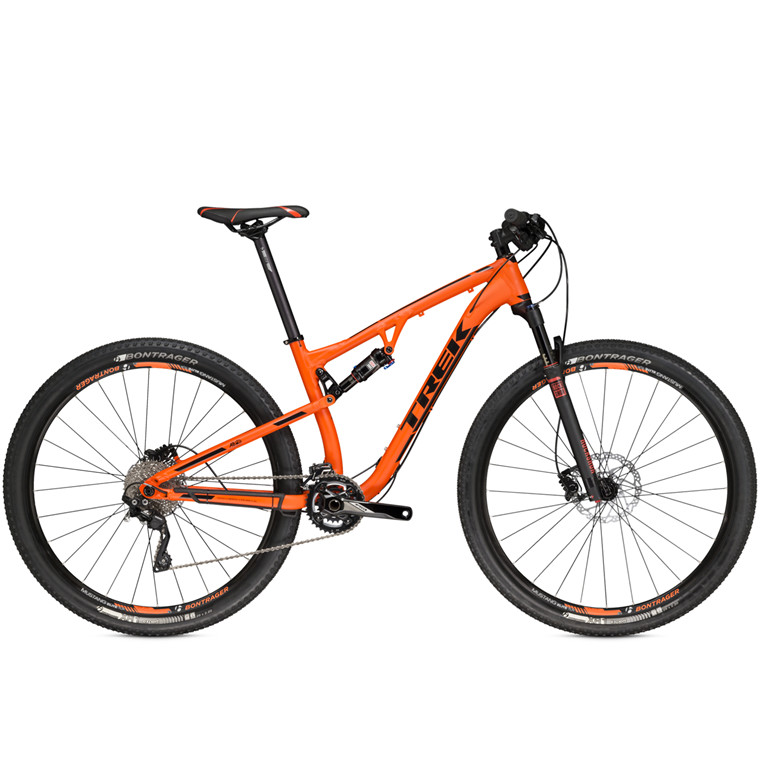 Trek Superfly FS 7 - Herre - 2015