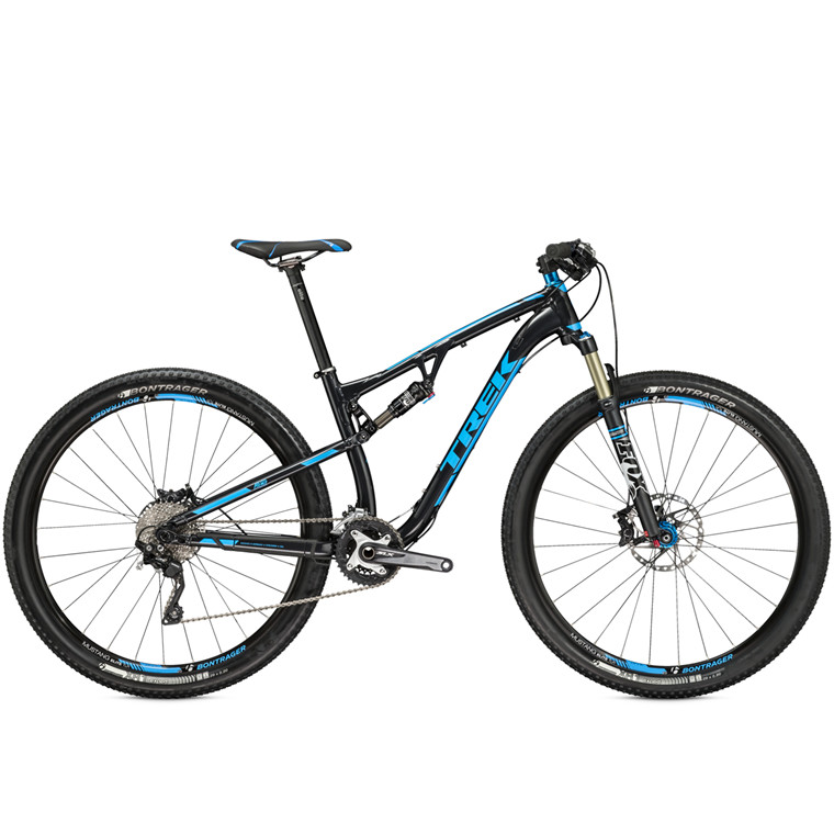 Trek Superfly FS 8 - Herre - 2015