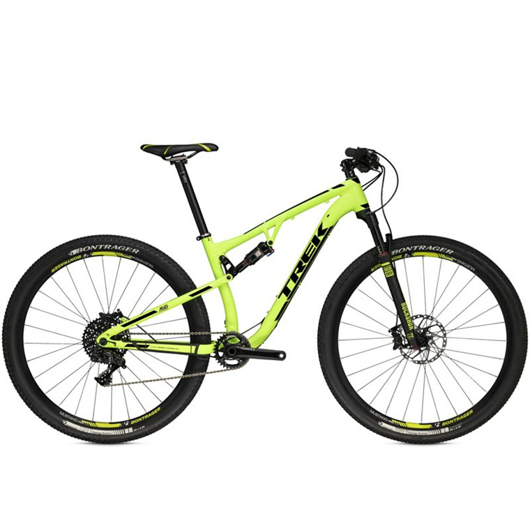 Trek Superfly FS 9 - Herre - 2015